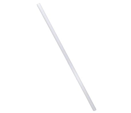 Película De Coche Mate Blanco Impermeable Burbuja Libre 500 x 152Cm[2/6]