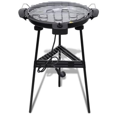 Elektrische Barbecue BBQ Rond[2/4]
