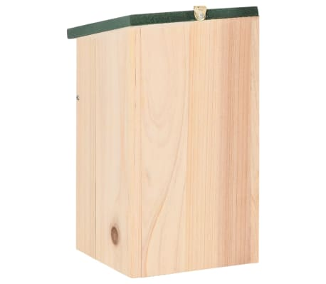 "vidaXL Bird Houses 4 pcs Wood 4.7'x4.7""x8.7""[5/9]"