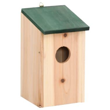 Дървени къщички за птици - 4 бр.[2/3]