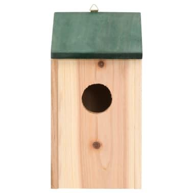 Дървени къщички за птици - 4 бр.[3/3]