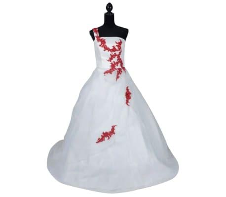 Hochzeitskleid Brautkleid Abendkleid Ballkleid Modell A 34[2/8]