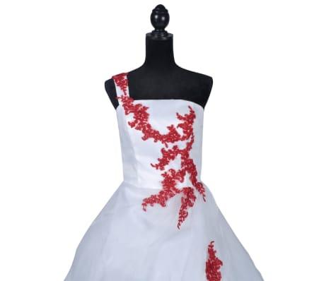 Hochzeitskleid Brautkleid Abendkleid Ballkleid Modell A 34[4/8]