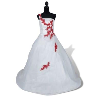 Hochzeitskleid Brautkleid Abendkleid Ballkleid Modell A 36[1/8]