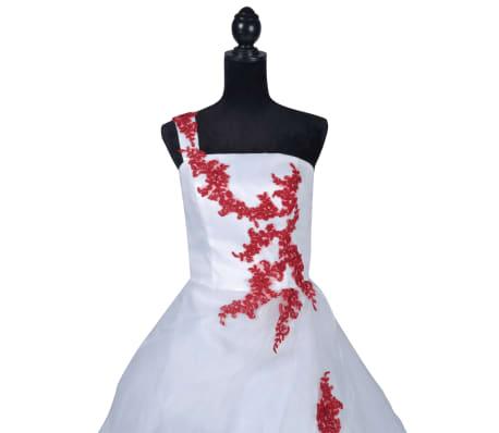 Hochzeitskleid Brautkleid Abendkleid Ballkleid Modell A 36[4/8]