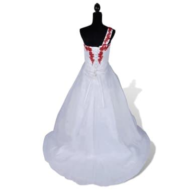 Hochzeitskleid Brautkleid Abendkleid Ballkleid Modell A 36[3/8]