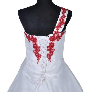 Hochzeitskleid Brautkleid Abendkleid Ballkleid Modell A 36[6/8]