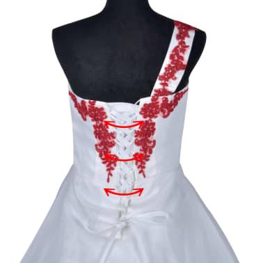 Hochzeitskleid Brautkleid Abendkleid Ballkleid Modell A 36[7/8]