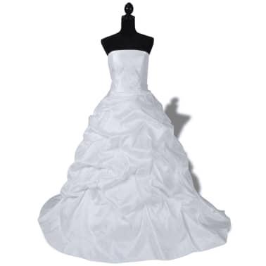 Hochzeitskleid Brautkleid Abendkleid Ballkleid Modell D 38[1/8]