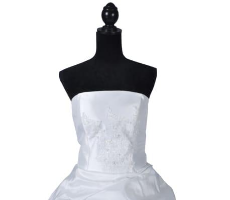 Hochzeitskleid Brautkleid Abendkleid Ballkleid Modell D 38[4/8]