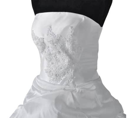 Hochzeitskleid Brautkleid Abendkleid Ballkleid Modell D 38[5/8]