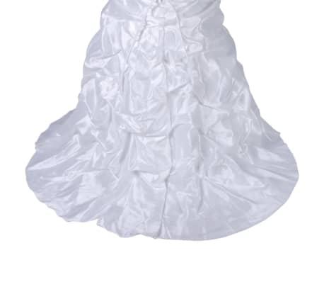 Hochzeitskleid Brautkleid Abendkleid Ballkleid Modell D 38[6/8]