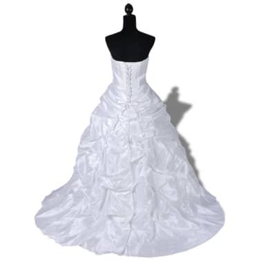 Hochzeitskleid Brautkleid Abendkleid Ballkleid Modell D 38[3/8]