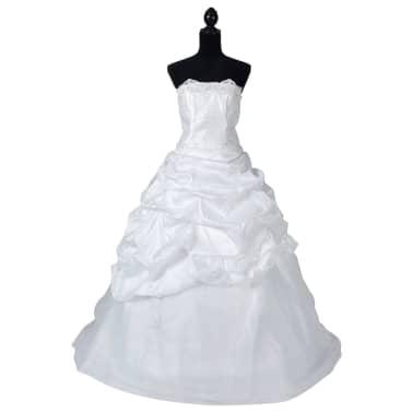 Hochzeitskleid Brautkleid Abendkleid Ballkleid Modell E 34[3/8]