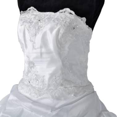 Hochzeitskleid Brautkleid Abendkleid Ballkleid Modell E 34[5/8]