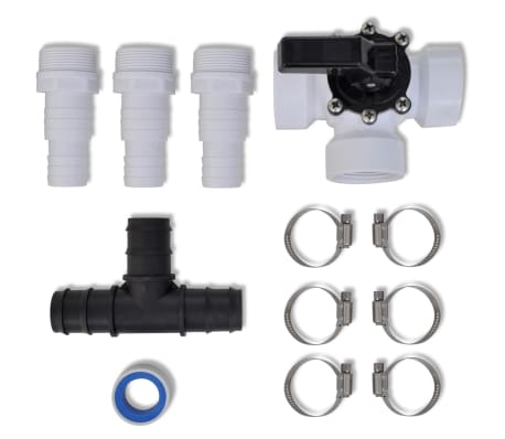 Bypass Kit for Solar Pool Heater[1/5]