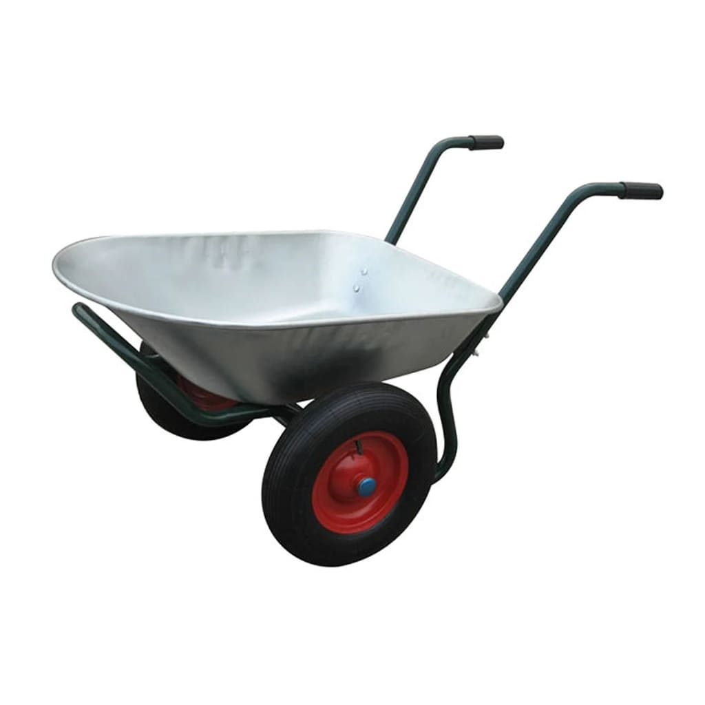 Dvoukolé zahradní kolečko - 66 L / 150 kg