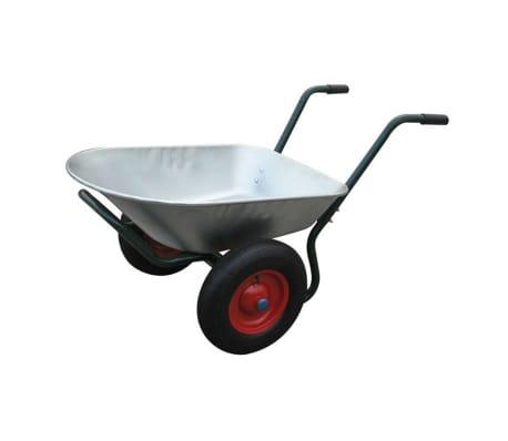Gartengerät Zweirad-Schubkarre 66 L[1/2]