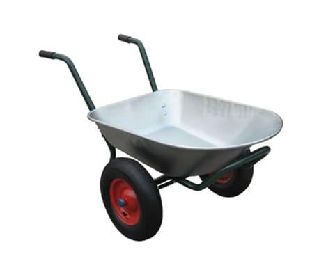 Gartengerät Zweirad-Schubkarre 66 L[2/2]
