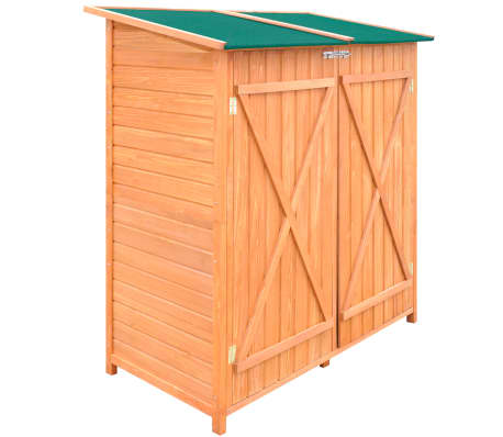 Wooden Shed Garden Tool Shed Storage Room Large[2/7]