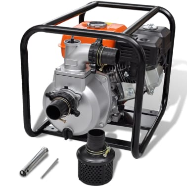 Petrol Engine Water Pump 50 mm Connection 5.5 HP[1/8]