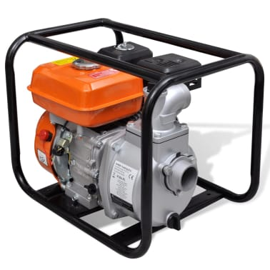 Petrol Engine Water Pump 50 mm Connection 5.5 HP[3/8]
