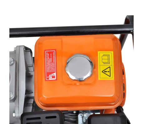 Benzin-Wasserpumpe 80 mm Schlauchanschluss 6,5 PS[8/9]