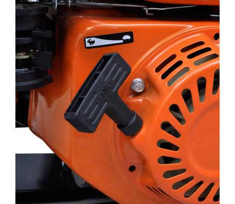 Benzin-Wasserpumpe 80 mm Schlauchanschluss 6,5 PS[9/9]