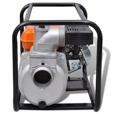 Pompe à Eau Moteur Essence 80 mm Connection 6,5 HP[2/9]