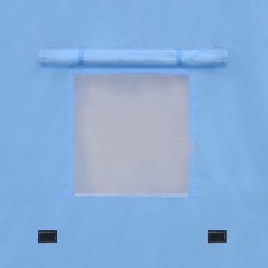 Tente de camping imperméable 6 Personnes Bleu marin/bleu clair[8/9]