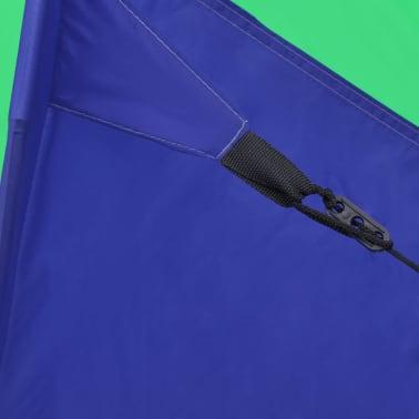 Familienzelt Kuppelzelt Campingzelt 6 Personen Grün[7/9]