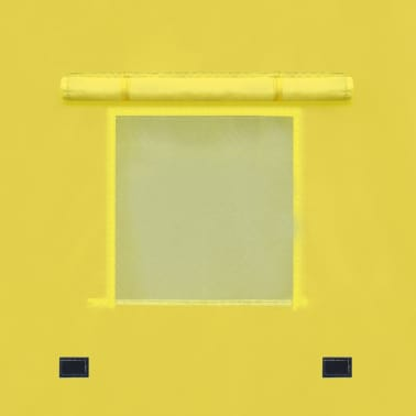 Tienda De Campaña 6 Personas Azul Marino / Amarillo[8/9]