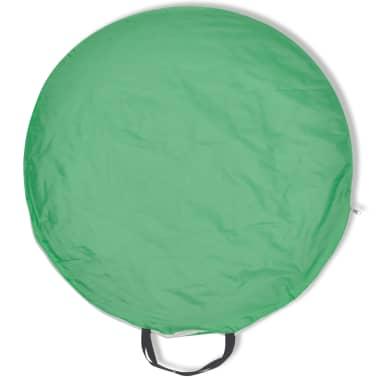 Składany namiot plażowy wodoodporny zielony[2/3]