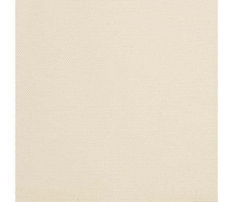 acheter store banne en toile blanc cr me 6 x 3 m cadre non inclus pas cher. Black Bedroom Furniture Sets. Home Design Ideas