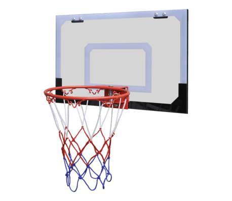 Mini Basketballkorb Set mit Ball und Pumpe- Innenbereich[2/7]