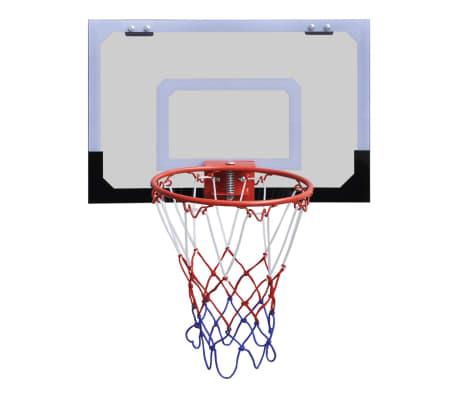 Mini Basketballkorb Set mit Ball und Pumpe- Innenbereich[3/7]