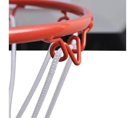 Mini Basketballkorb Set mit Ball und Pumpe- Innenbereich[5/7]