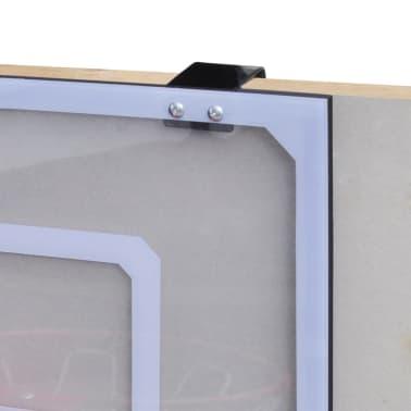 Mini Basketballkorb Set mit Ball und Pumpe- Innenbereich[4/7]