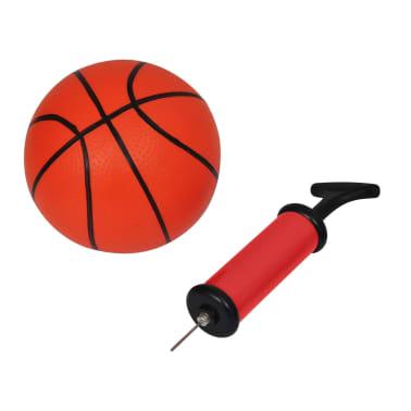 Mini Basketballkorb Set mit Ball und Pumpe- Innenbereich[7/7]