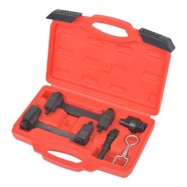 vidaXL Variklio fiks. įrankių rink. VAG 2,4 & 3,2 FSI Audi V6, V8, V10[1/7]