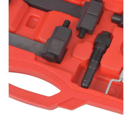 vidaXL Variklio fiks. įrankių rink. VAG 2,4 & 3,2 FSI Audi V6, V8, V10[6/7]