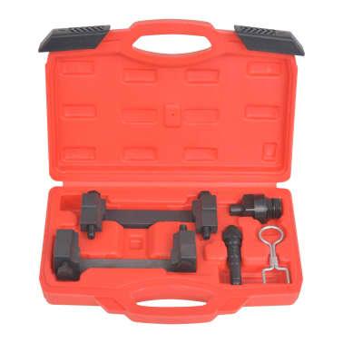 vidaXL Variklio fiks. įrankių rink. VAG 2,4 & 3,2 FSI Audi V6, V8, V10[2/7]