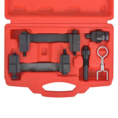 vidaXL Variklio fiks. įrankių rink. VAG 2,4 & 3,2 FSI Audi V6, V8, V10[5/7]