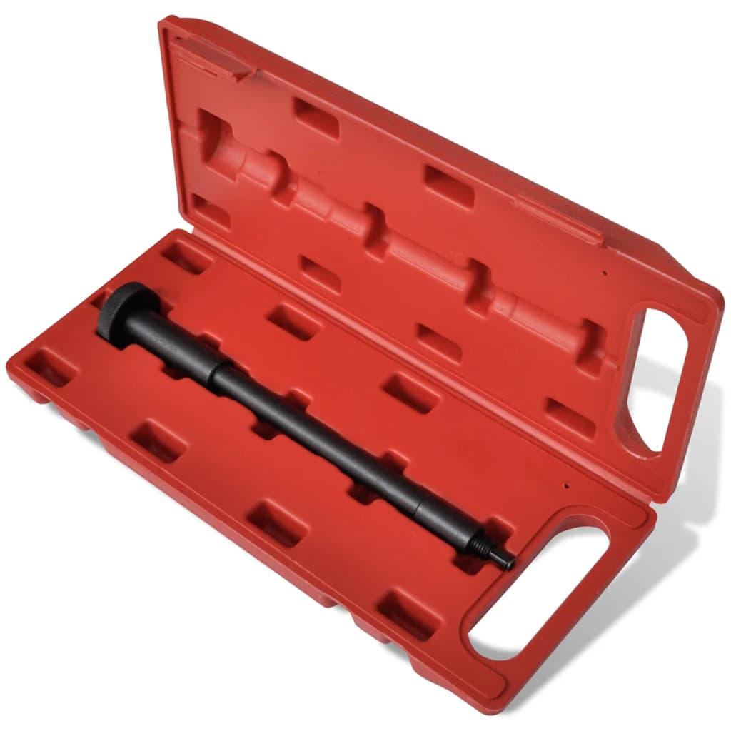 Nástroj pro odstranění měděné podložky injekce motoru