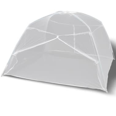 Mongolia Net Mosquito Net 2 Doors 200 x 120 x 130 cm White[2/8]