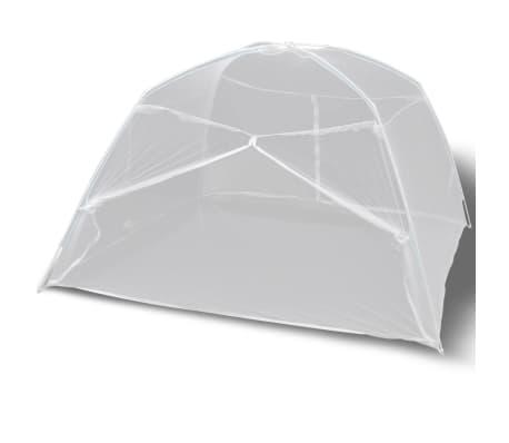 """Mongolia Net Mosquito Net 2 Doors 6' 7"""" x 4' 11"""" x 4' 9"""" White[2/8]"""