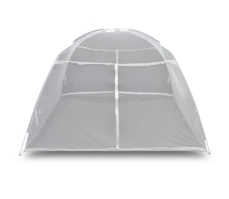 """Mongolia Net Mosquito Net 2 Doors 6' 7"""" x 4' 11"""" x 4' 9"""" White[4/8]"""