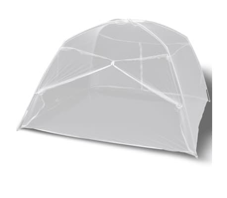 Mongolia Net Mosquito Net 2 Doors 200 x 180 x 150 cm White[2/8]