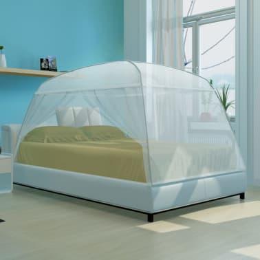 Mongolia Net Mosquito Net 2 Doors 200 x 180 x 150 cm White[1/8]