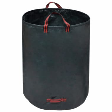 Sacco da giardino per rifiuti verde scuro 4 pezzi 272 L 150 g/sqm[2/5]